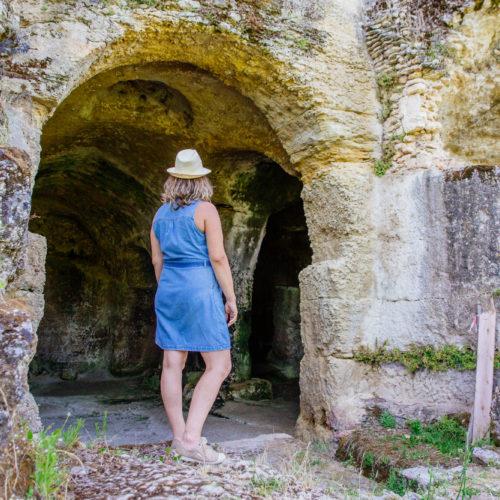 Eglise souterraine de Gurat