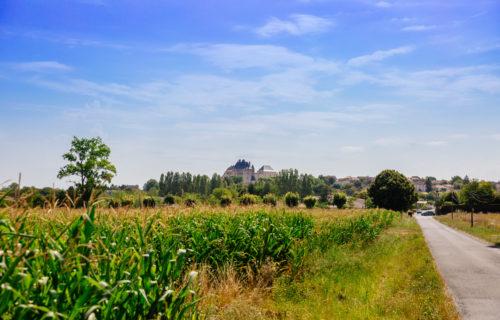 Voie verte en Sud Charente