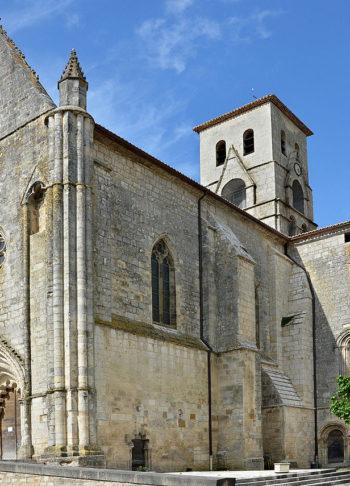 Eglise Coteaux du Blanzacais