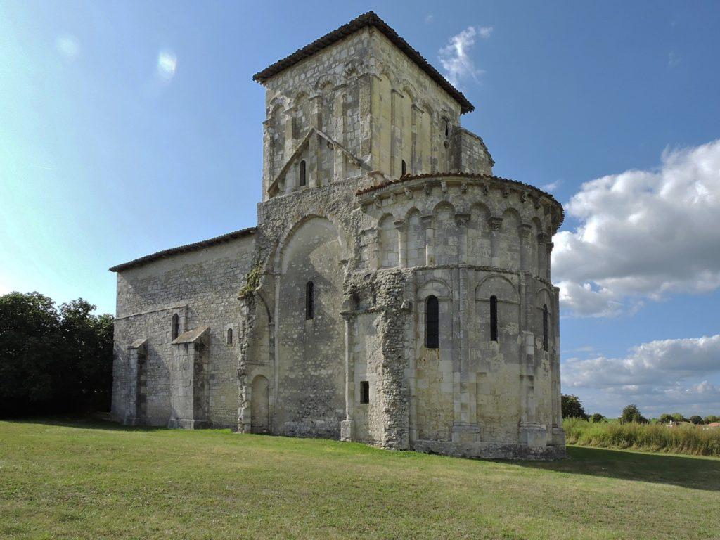 Eglise de Conzac