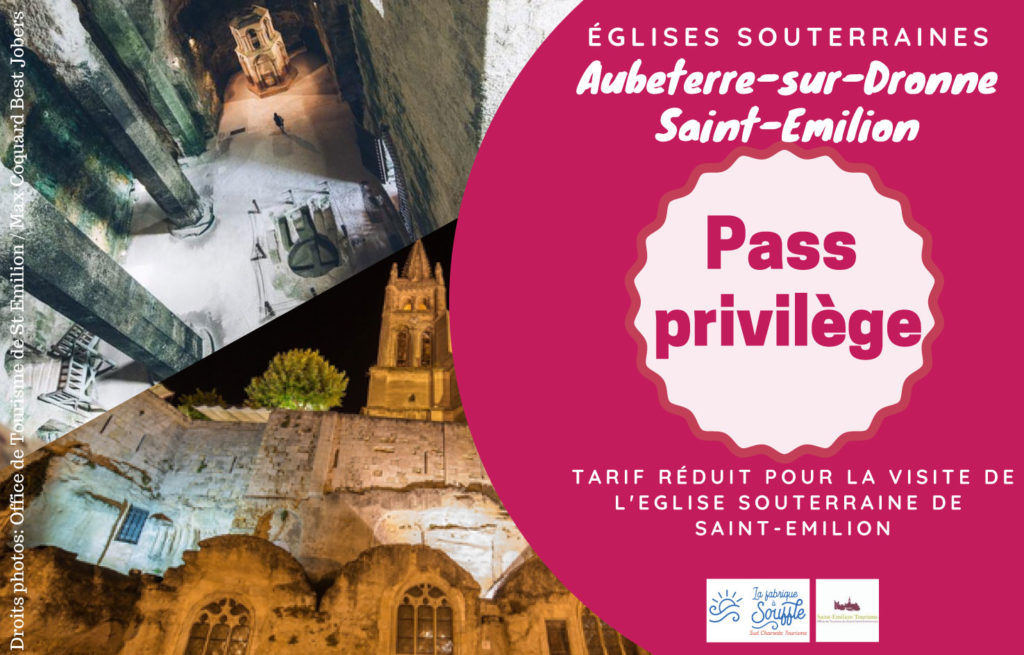 Pass Aubeterre Saint Emilion
