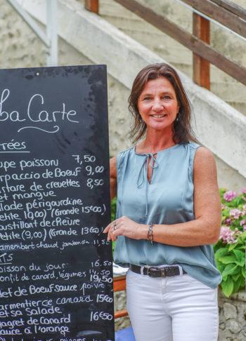 Restaurant La Taverne à Aubeterre