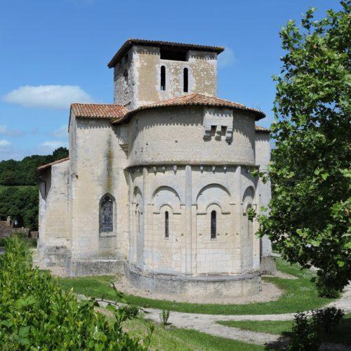 Eglise et Chapelle de Chalais