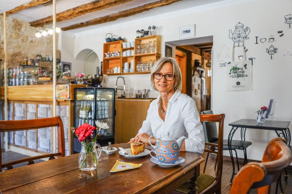 Salon de thé villebois
